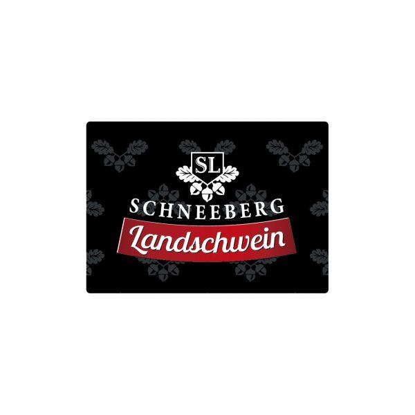 Schneeberg Landschwein